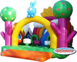 Мягкий домик для детской Смешарики 6,4*6,2*4,1 м