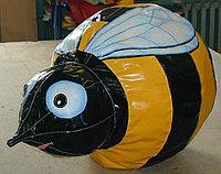 Пуфик Пчелка - мягкий безопасный детский 0,8*0,5*0,4 м