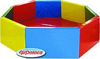 Сухой бассейн с шариками Октаэдер диаметр 3 м, высота 0,7 м