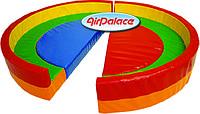 Шариковый бассейн-диван трансформер диаметр 2 м, высота 0,5 м