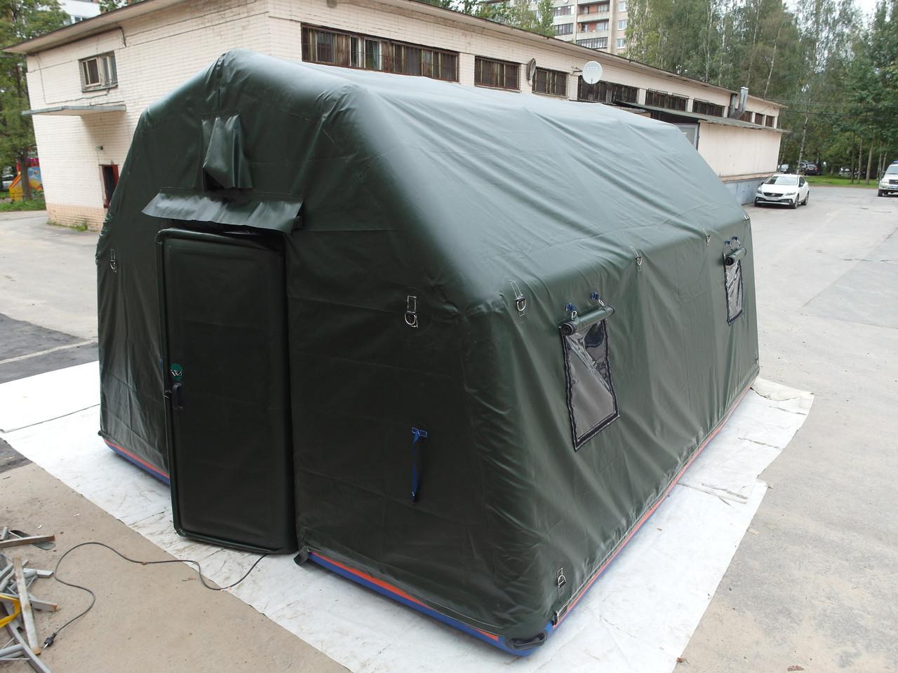 Палатка МЧС 5х4х2.8м