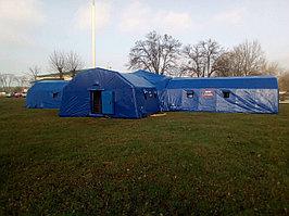 Палаточный комплекс МЧС 21х21х3.4м