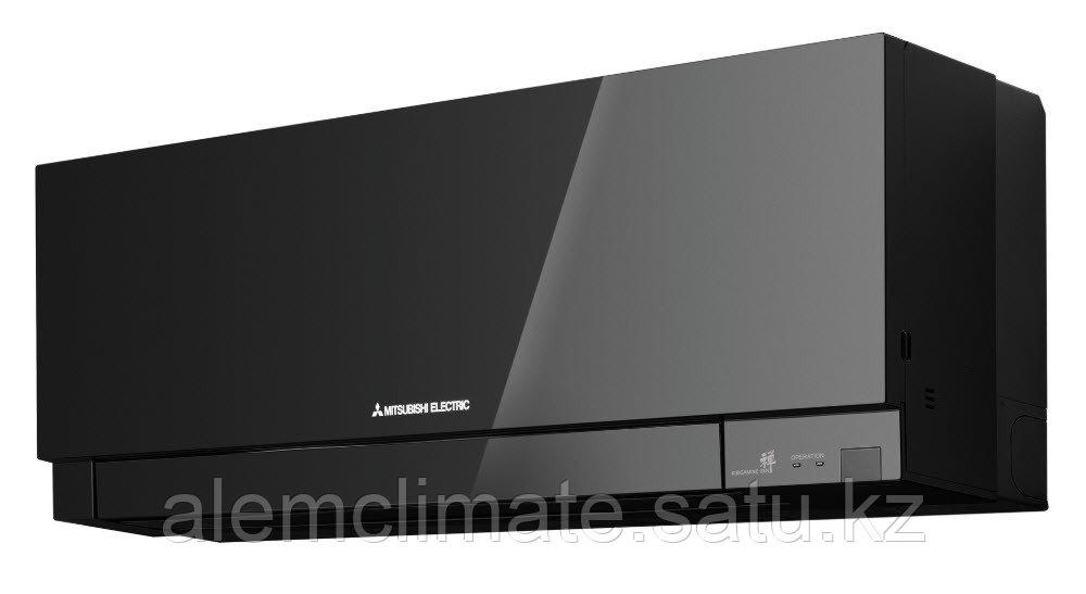 """Кондиционер настенный Mitsubishi Electric серия """"Дизайн"""" Black - MSZ-EF35VGKB/MUZ-EF35VG (до 35м2)"""
