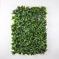 Коврик Фикус искусственный, (L60см, W40см), зеленый