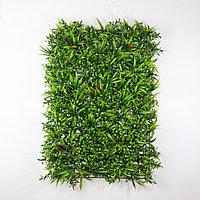 Коврик Имбирь, Папоротник искусственный, (L60см, W40см), зеленый