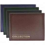 Альбом для монет OfficeSpace 245*190, на кольцах, 10 листов, ПВХ 215467