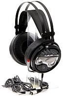 Наушники+микрофон игровые Bloody MOCI M630-Black