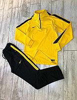 Тренировочный костюм Nike желтый