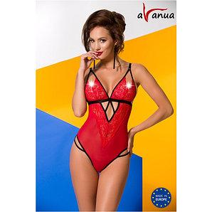 "Боди ""SALOME BODY"" red - Avanua, размер S/M"