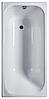 Ванна чугунная Универсал 140*70 мм Ностальжи-У, в комплекте с уcтановочной арматурой (Ностальжи-1400)