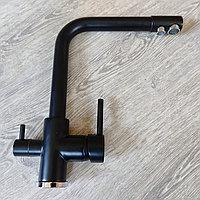 Кухонный смеситель 630 Series Black