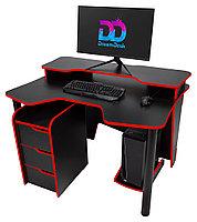 Стол DreamDesk ARENA-BLACK/RED