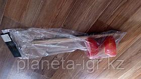 Diabolo 10см с метал сердцевиной цвета  красное, синее, оранжевое, Eurika