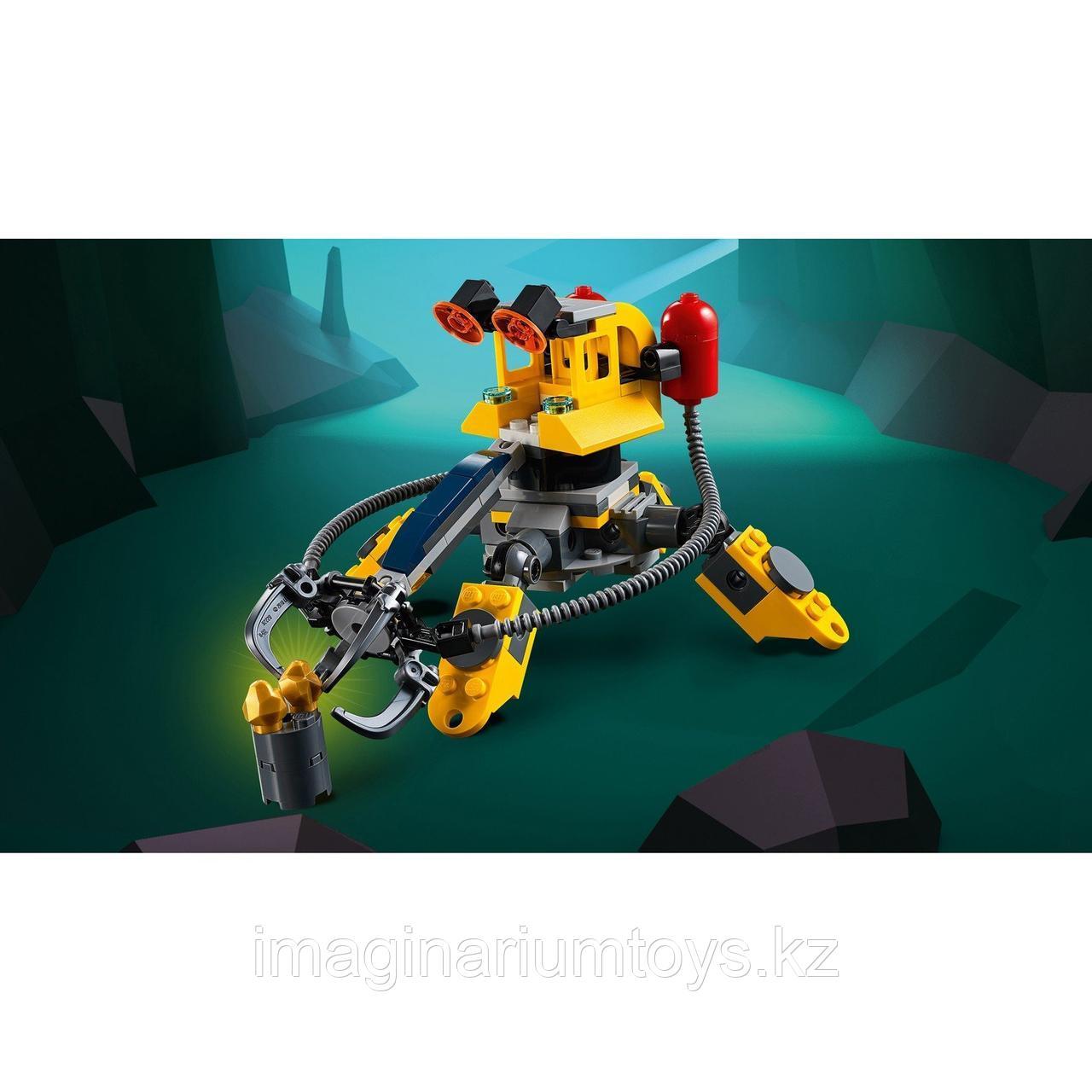 Конструктор LEGO Creator 3 в 1 Робот для подводных исследований 31090 - фото 3