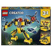 Конструктор LEGO Creator 3 в 1 Робот для подводных исследований 31090