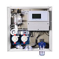 Панель управления дозацией Aquaviva K800 Control PH-CL-t° в сборе