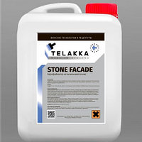 Пропитка для камня TELAKKA GIDROFOB STONE FACADE 5л