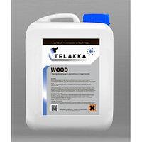 Гидрофобизатор для деревянных поверхностей TELAKKA GIDROFOB WOOD 10л