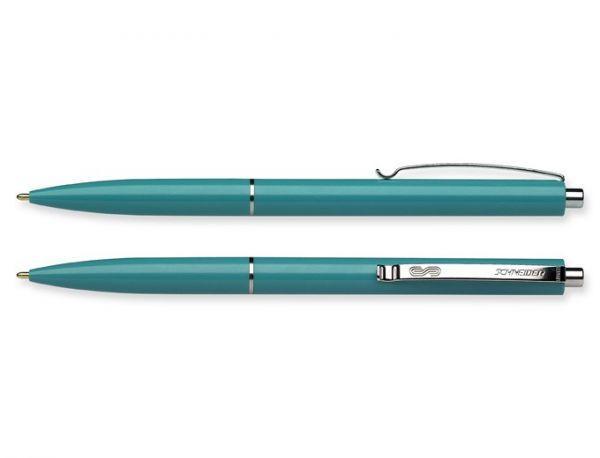 Ручка шариковая Schneider (Бирюза)