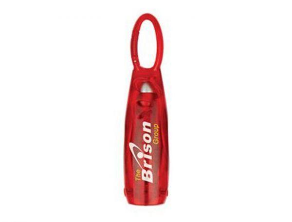 Ручка шариковая (красная)
