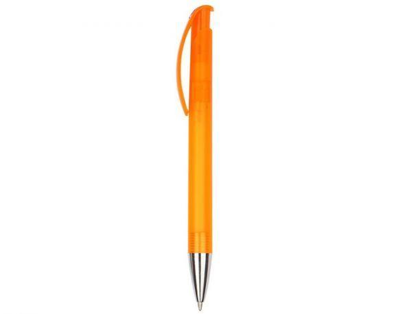 Ручка шариковая (оранжевая)
