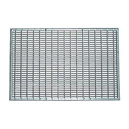 Решетка стальная 500x1000x30 мм (ячейка 33x11 мм), 16,6кг