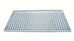 Стальные решетки с ячейкой 33x33 мм