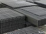 Решетка стальная 400x1000 мм (полоса 30x2 мм) мм (ячейка 33x33 мм), 9,4кг, фото 2