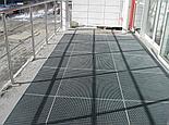 Решетка стальная 400x1000 мм (полоса 30x2 мм) мм (ячейка 33x33 мм), 9,4кг, фото 4