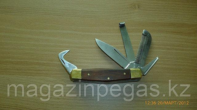 Нож универсальный складной для ковки