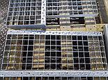Прессованная ступень 600x240 мм (полоса 30x2 мм) (ячейка 33x33 мм), 3,1кг, фото 2
