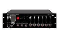 EN54-16 Voice Evacuation Controller EVAC-500 (фоновый звук, оповещение)