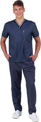 Медицинский мужской костюм TRUST    ОПТОМ