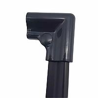 Уголок стыковочный профиль-профиль, 90° | FGD-318 | Черный