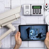 Монтаж интегрированной системы видеонаблюдения