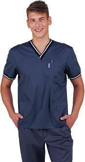 Медицинская мужская куртка TRUST    ОПТОМ