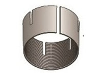 Кернорвательное кольцо, N рифленое