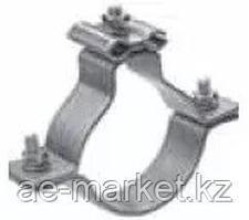 F21033 Хомут-держатель проводника на мачте 2″, (сталь)