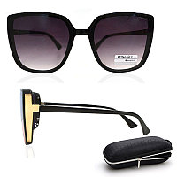 Солнцезащитные очки с черными стеклами UV 400 O'NeeiLL D9105 черные