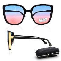 Солнцезащитные очки с голубовато розовыми стеклами UV 400 O'NeeiLL D9105 черные