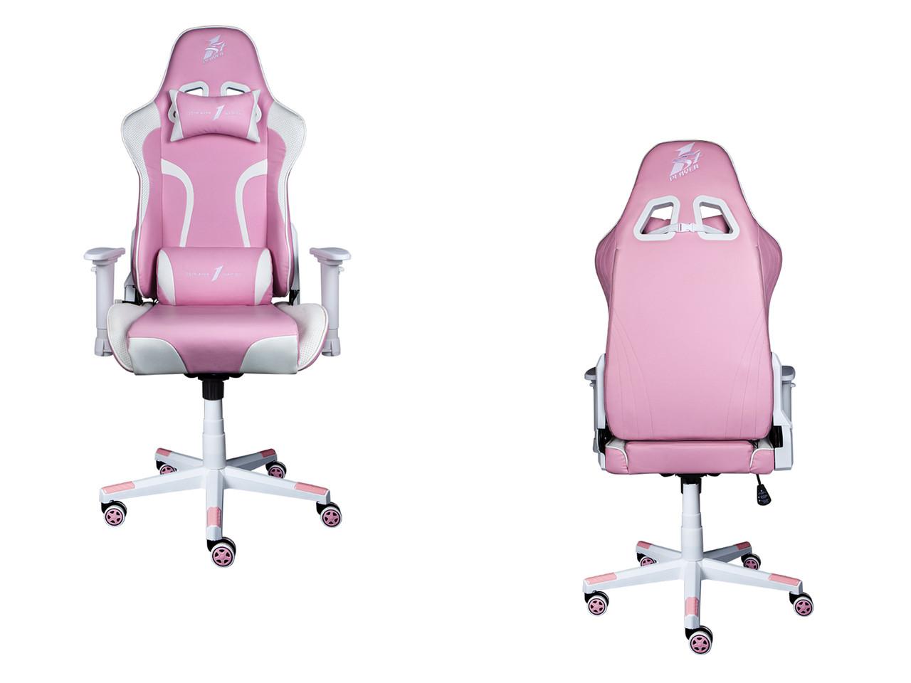 Игровое компьютерное кресло 1stPlayer FD-GC1, Pink