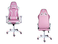 Игровое компьютерное кресло 1stPlayer FD-GC1, Pink, фото 1