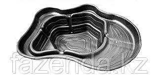 Садовый пруд Селигер 500 л Черный