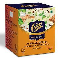 Зеленый чай Ашваганда (Care Ashwagandha Green Tea)