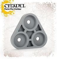 Citadel Paint Pot Holder (Подставка для баночек с краской Цитадель)