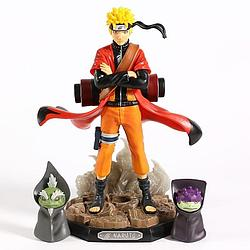 Naruto Shippuuden Статуэтка Сенин Наруто Узумаки в режиме жабьего отшельника