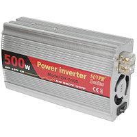 Инвертор, преобразователь напряжения DY8109 500W 12V-220V