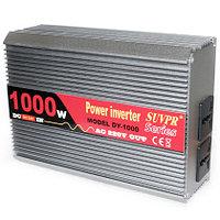 Инвертор, преобразователь напряжения DY1000 24V-220V