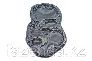Декоративный ручеек МаксиТМ Селигер  черный