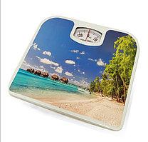 Механические напольные весы до 130 кг пляж